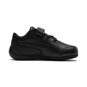 Thumbnail 5 of Ferrari Drift Cat 7 V Kids' Trainers, Puma Black-Puma Black, medium