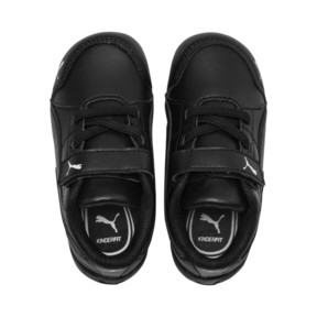 Thumbnail 6 of Ferrari Drift Cat 7 V Kids' Trainers, Puma Black-Puma Black, medium