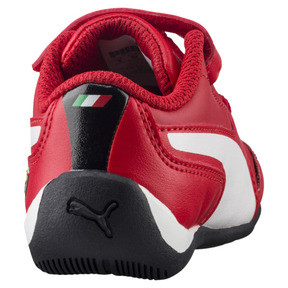 Thumbnail 4 of Ferrari Drift Cat 7 Baby Trainers, Rosso Corsa-Puma White, medium
