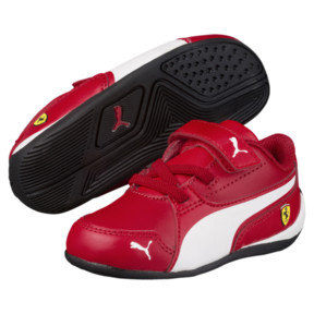 Thumbnail 2 of Ferrari Drift Cat 7 Baby Trainers, Rosso Corsa-Puma White, medium