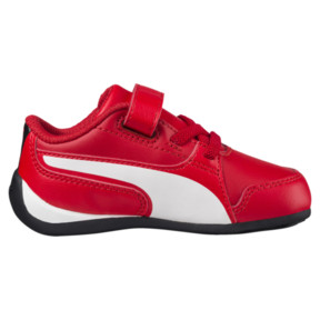 Thumbnail 3 of Ferrari Drift Cat 7 Baby Trainers, Rosso Corsa-Puma White, medium