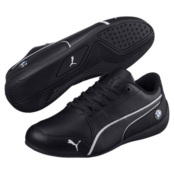 BMW Motorsport Drift Cat 7 Shoes JR, Anthracite-Anthracite, large