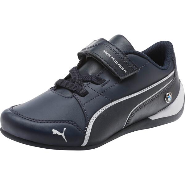 BMW Motorsport Drift Cat 7 Little Kids' Shoes, Team Blue-Team Blue, large