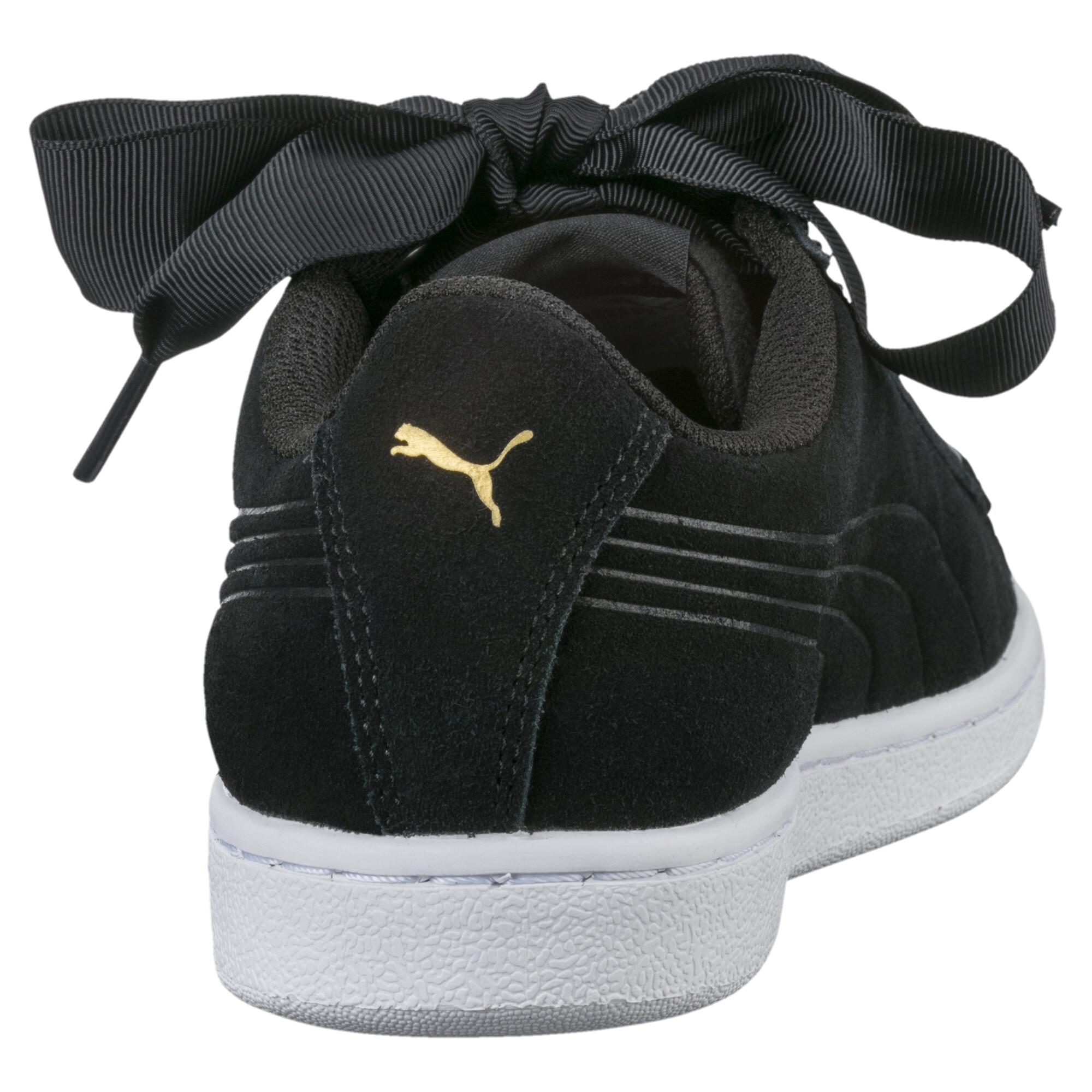 Image Puma Women's Vikky Ribbon Sneakers #3