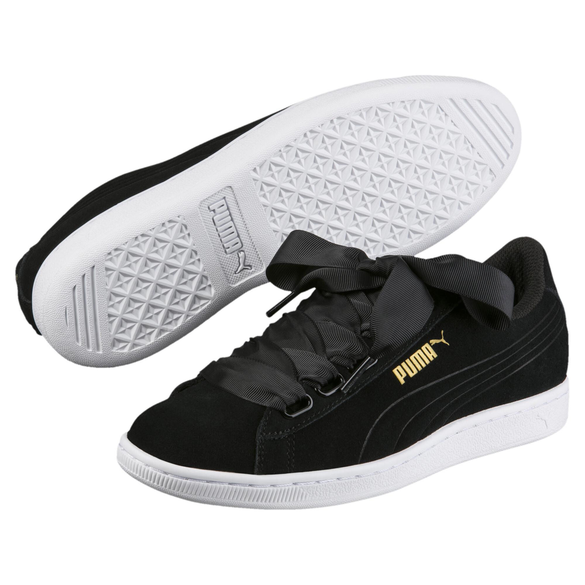 Image Puma Women's Vikky Ribbon Sneakers #2