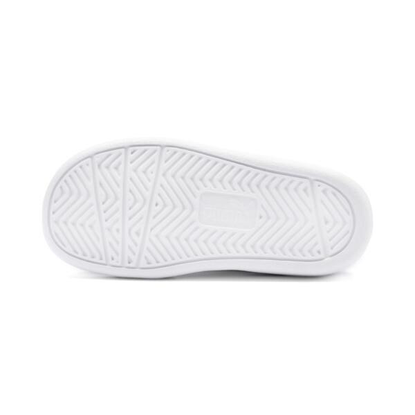 キッズ コートフレックス メッシュ PS 17-21cm, Surf The Web-Puma White, large-JPN