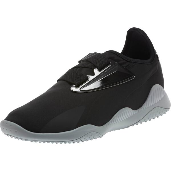 separation shoes b3647 a4403 Mostro Anodized Men s Sneakers, Puma Black-Puma Black-Quarry, large