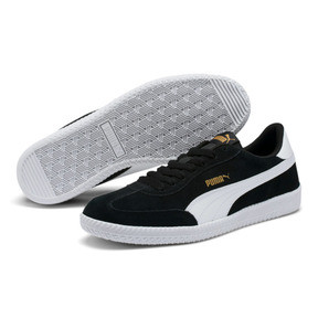 Thumbnail 2 of Astro Cup Suede Sneakers, Puma Black-Puma White, medium