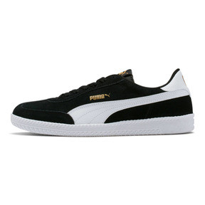 Thumbnail 1 of Astro Cup Suede Sneakers, Puma Black-Puma White, medium