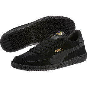 Thumbnail 2 of Astro Cup Suede Sneakers, Puma Black-Puma Black, medium