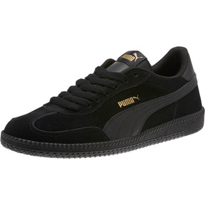 Thumbnail 1 of Astro Cup Suede Sneakers, Puma Black-Puma Black, medium