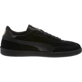 Thumbnail 3 of Astro Cup Suede Sneakers, Puma Black-Puma Black, medium