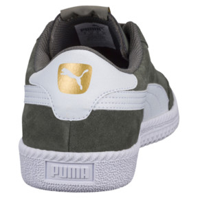 Thumbnail 4 of Astro Cup Suede Sneaker, Castor Gray-Puma White, medium