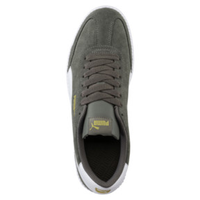 Thumbnail 5 of Astro Cup Suede Sneaker, Castor Gray-Puma White, medium
