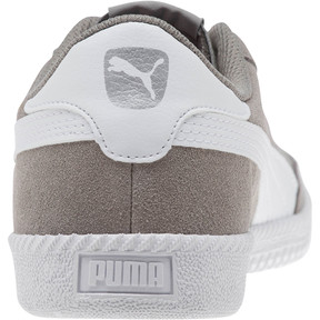 Thumbnail 4 of Astro Cup Suede Sneakers, Elephant Skin-Puma White, medium