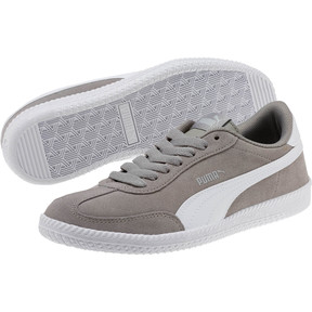 Thumbnail 2 of Astro Cup Suede Sneakers, Elephant Skin-Puma White, medium