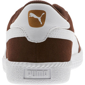 Thumbnail 4 of Astro Cup Suede Sneakers, Chestnut-Puma White, medium
