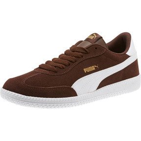 Thumbnail 1 of Astro Cup Suede Sneakers, Chestnut-Puma White, medium
