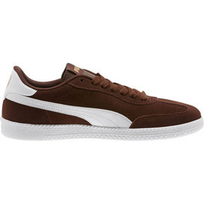 Thumbnail 3 of Astro Cup Suede Sneakers, Chestnut-Puma White, medium