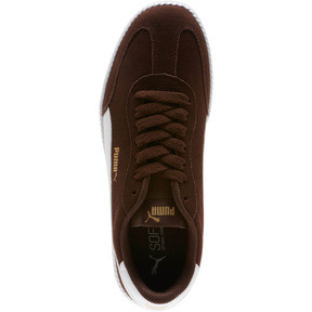 Thumbnail 5 of Astro Cup Suede Sneakers, Chestnut-Puma White, medium