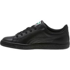 Miniatura 1 de Zapatos deportivos clásicos Basket JR, Puma Black-Puma Black, mediano