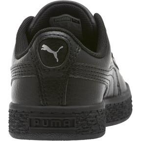 Thumbnail 3 of Basket Classic Sneakers PS, Puma Black-Puma Black, medium