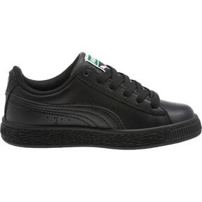Thumbnail 4 of Basket Classic Sneakers PS, Puma Black-Puma Black, medium