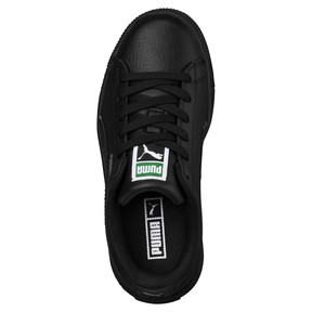 Thumbnail 5 of Basket Classic Kids' Trainers, Puma Black-Puma Black, medium
