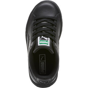 Thumbnail 5 of Basket Classic Sneakers PS, Puma Black-Puma Black, medium