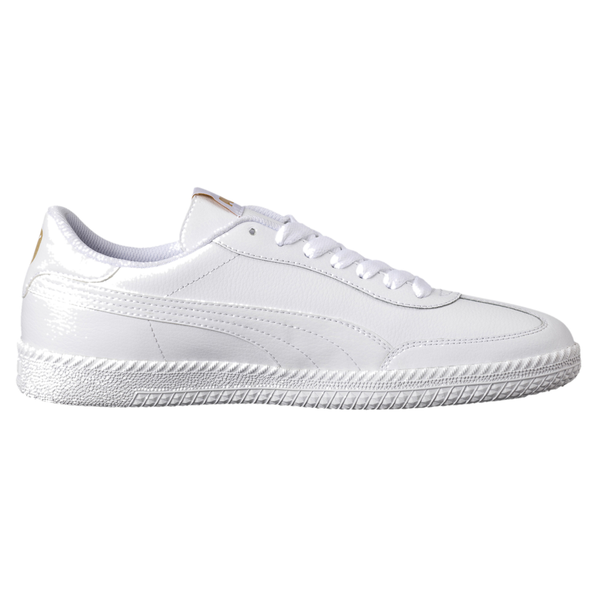 b042ef0b0d Details about PUMA Astro Cup Leather Trainers Men Shoe Basics