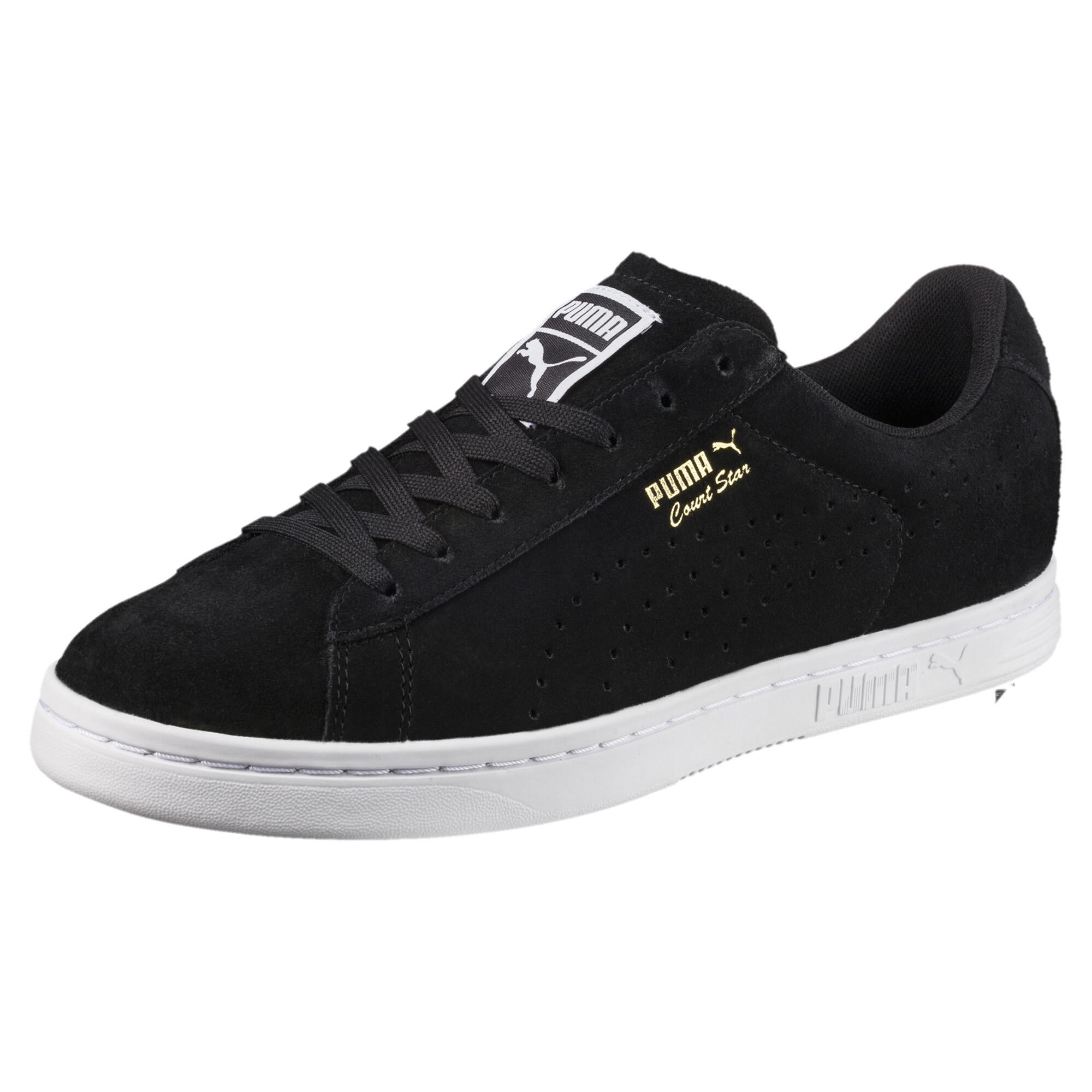 PUMA-Court-Star-Suede-Sneakers-Unisex-Shoe-Sport-Classics thumbnail 16