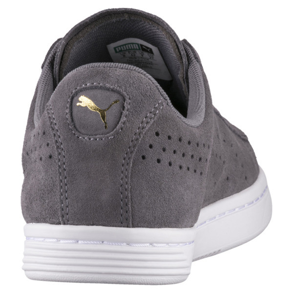 Court Star Suede Sneakers, QUIET SHADE, large