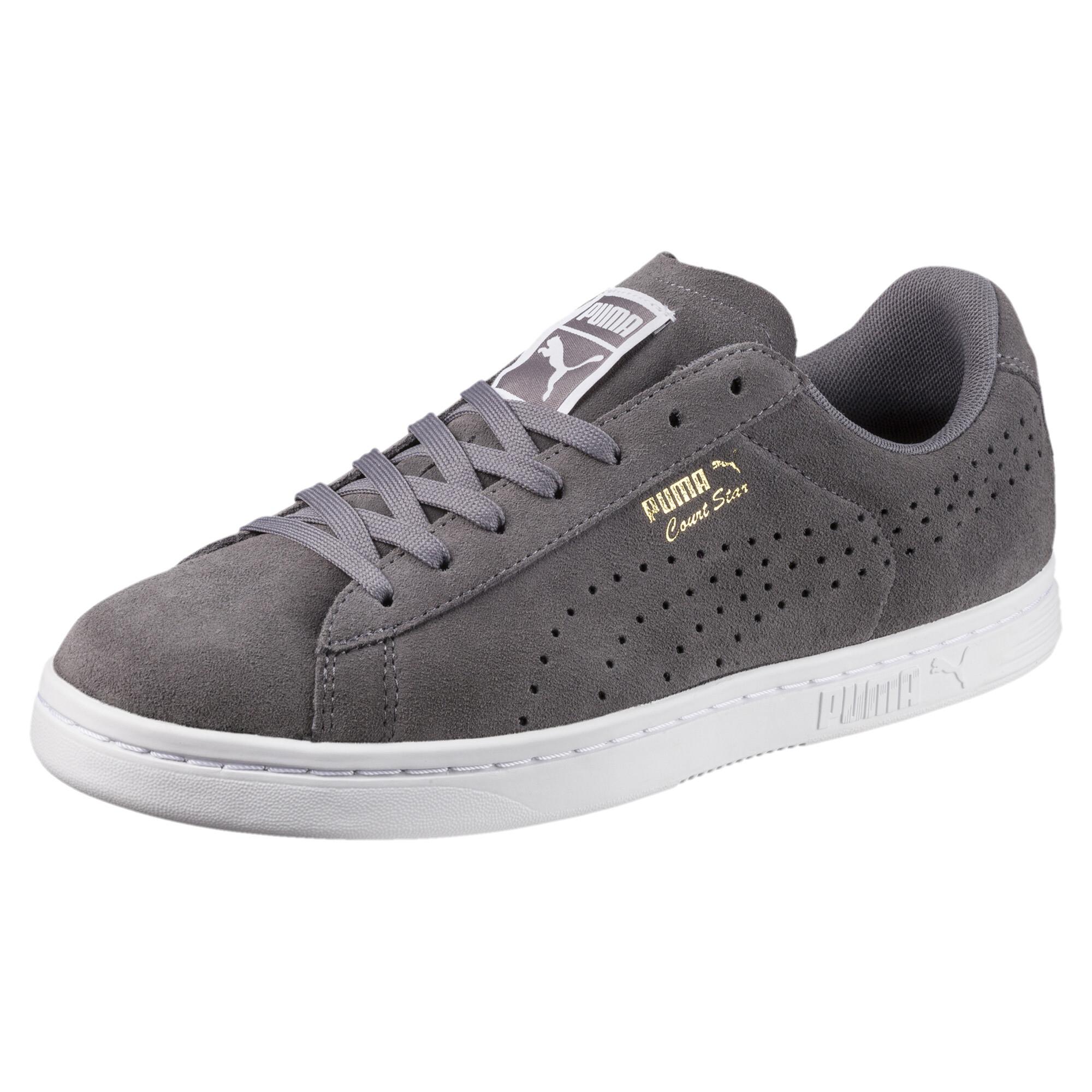PUMA-Court-Star-Suede-Sneakers-Unisex-Shoe-Sport-Classics thumbnail 11