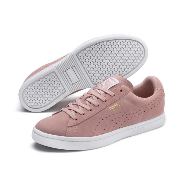 Zapatos deportivos de gamuzaCourt Star, Bridal Rose-Puma White, grande