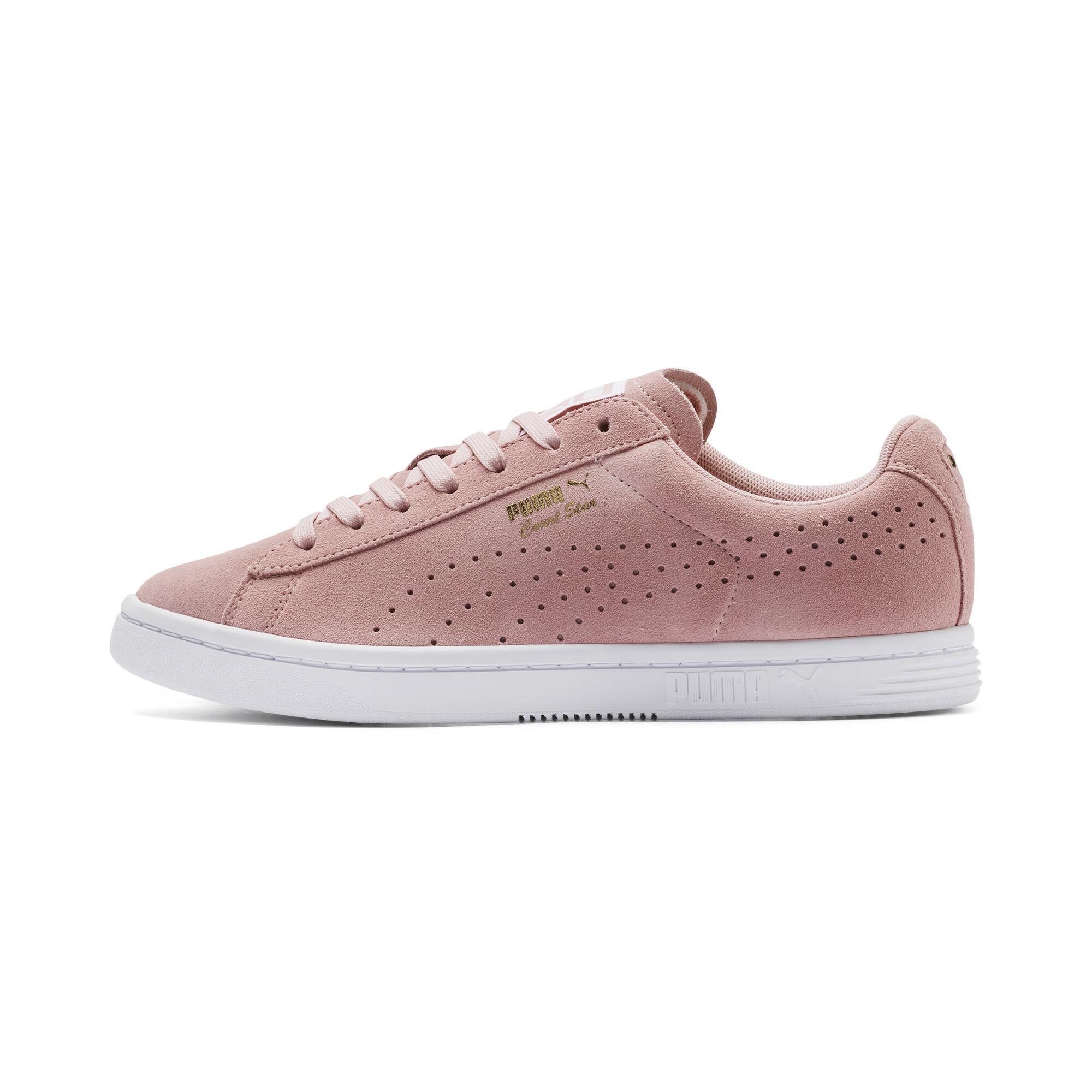 PUMA-Court-Star-Suede-Sneakers-Unisex-Shoe-Sport-Classics thumbnail 4