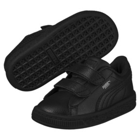 Thumbnail 2 of Basket Classic Baby Trainers, Puma Black-Puma Black, medium