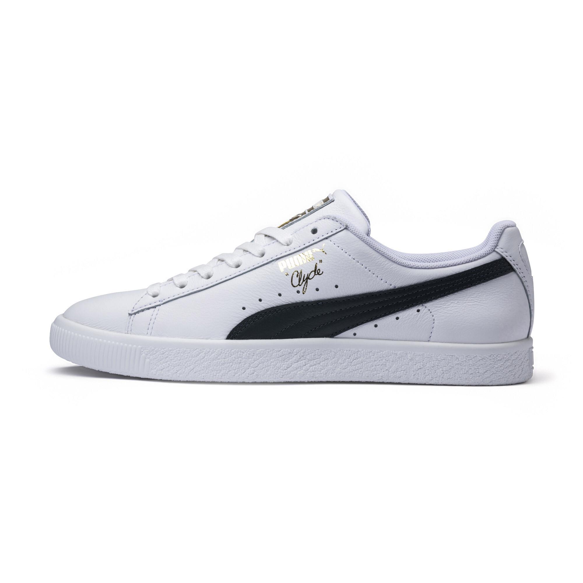 PUMA-Men-039-s-Clyde-Core-Foil-Sneakers thumbnail 20