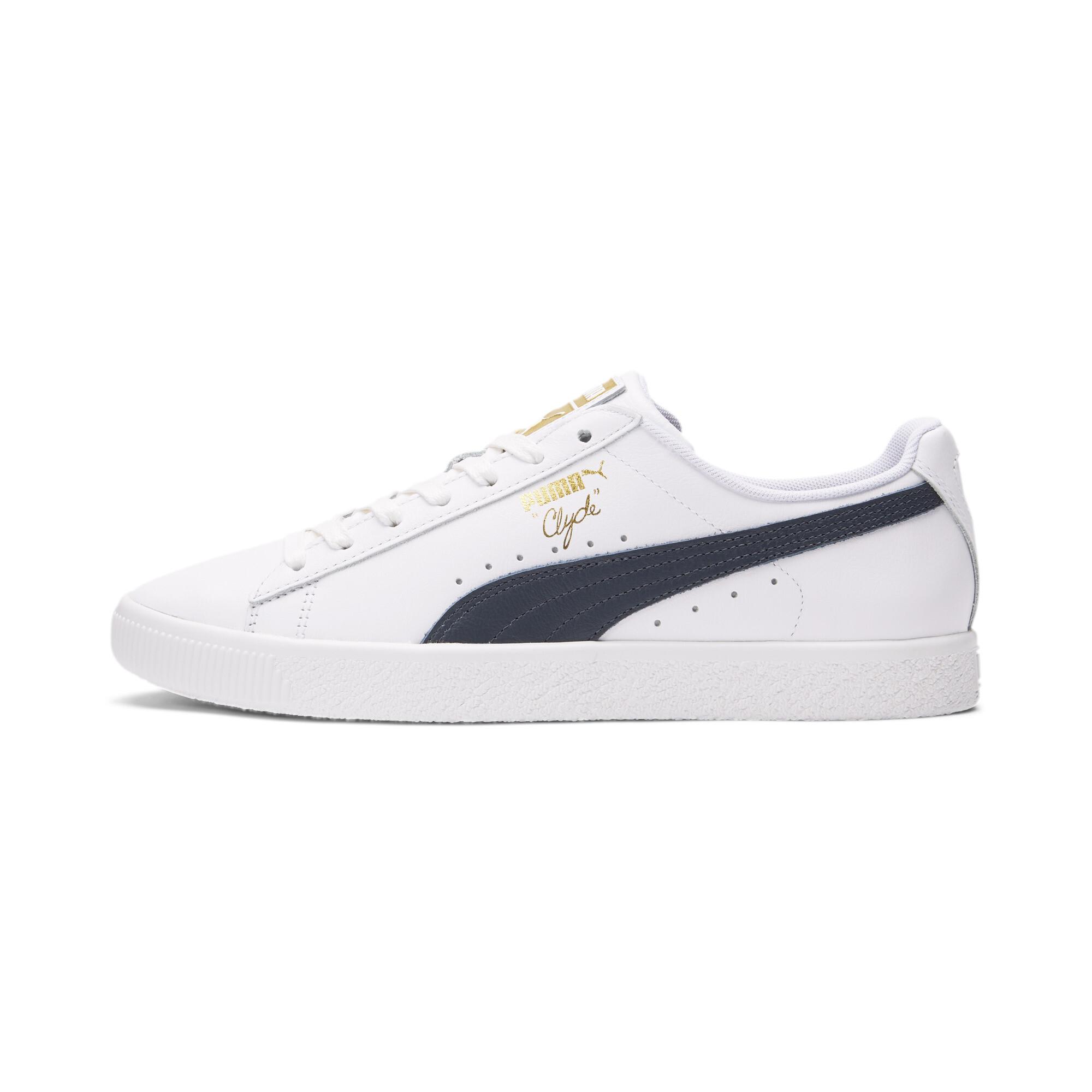 PUMA-Men-039-s-Clyde-Core-Foil-Sneakers thumbnail 19
