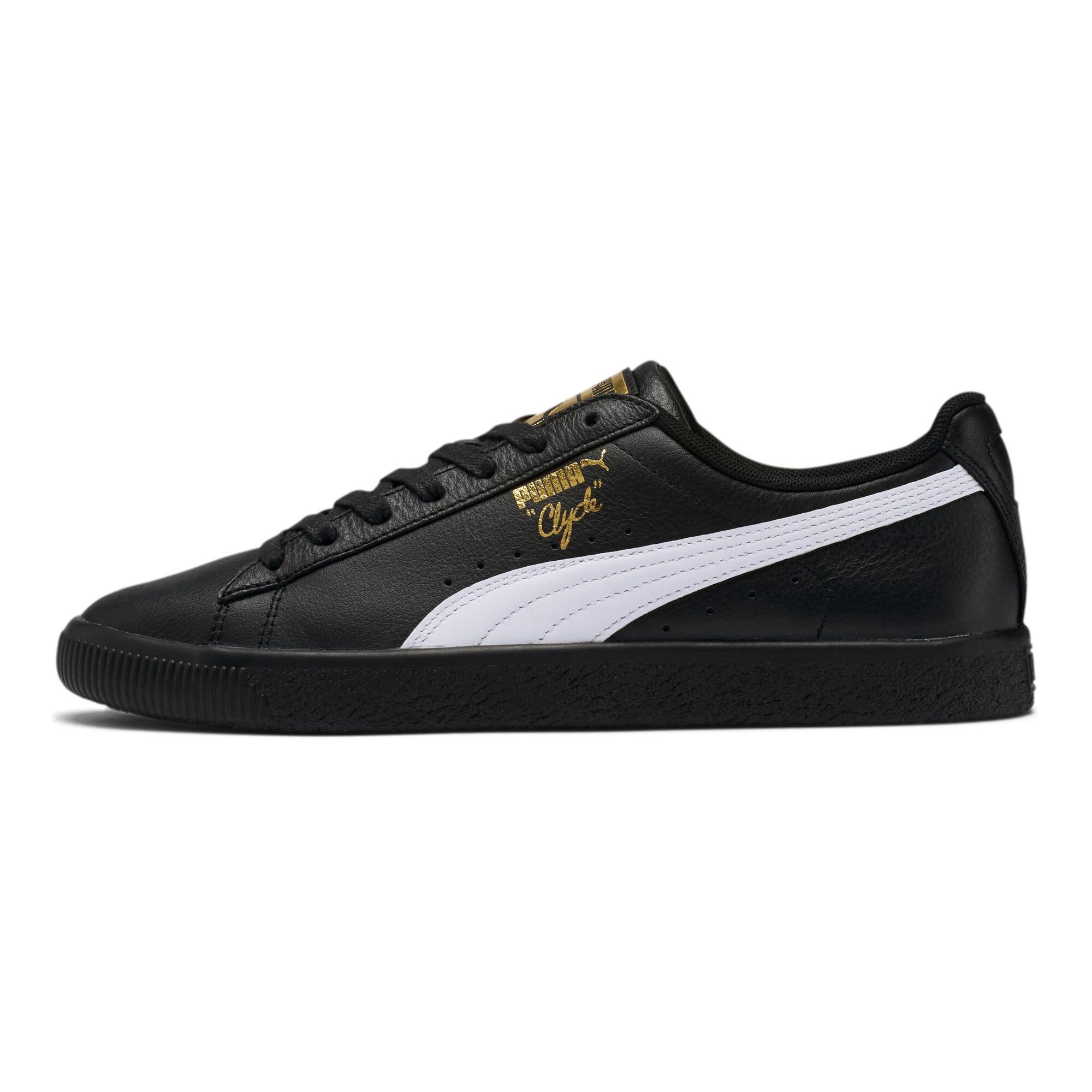 PUMA-Men-039-s-Clyde-Core-Foil-Sneakers thumbnail 5