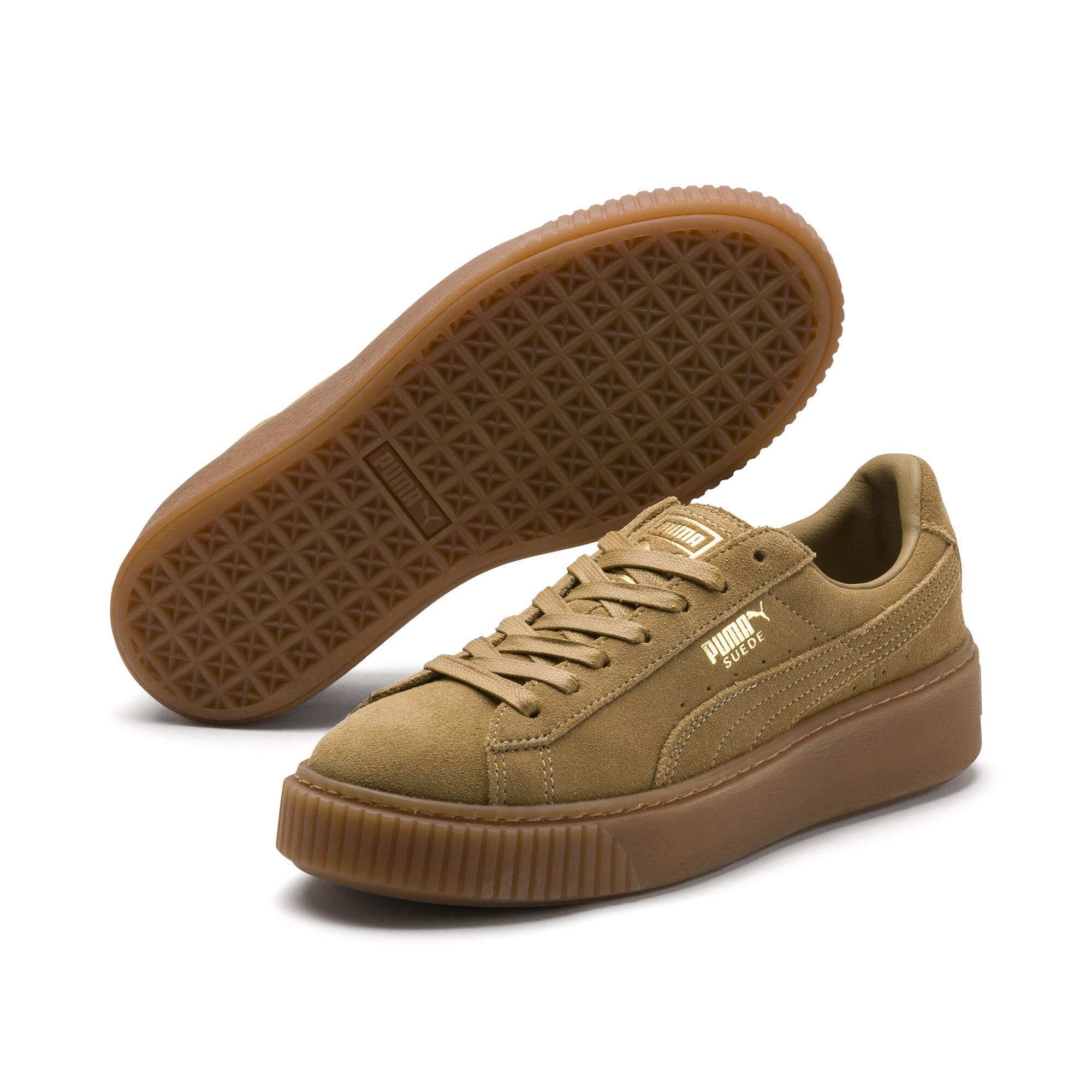 Details zu PUMA Suede Platform Damen Sneaker Frauen Schuhe Sport Classics Neu