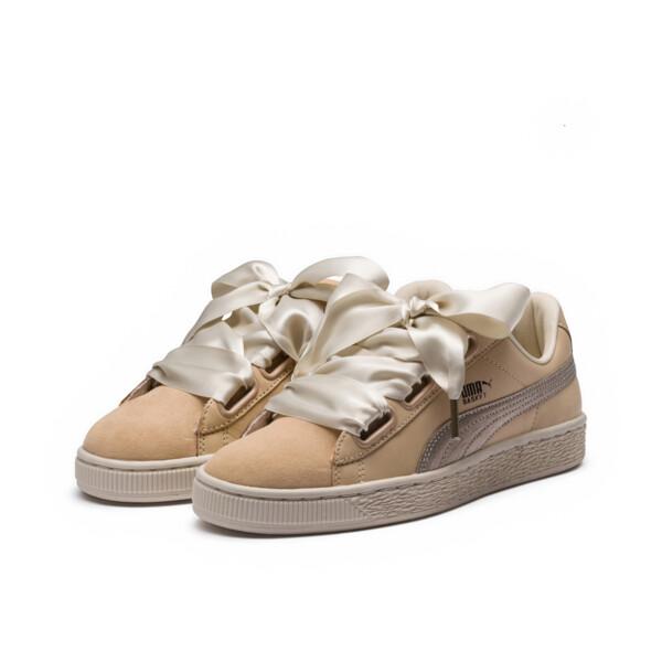 separation shoes ba383 dface Women's Basket Heart Up