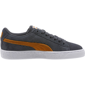 Thumbnail 3 of Suede Classic JR Sneakers, Iron Gate-Buckthorn, medium