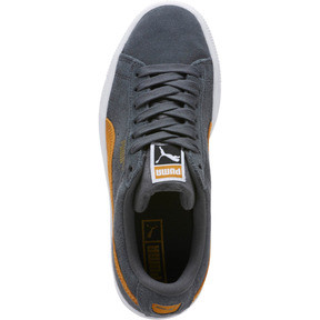 Thumbnail 5 of Suede Classic JR Sneakers, Iron Gate-Buckthorn, medium