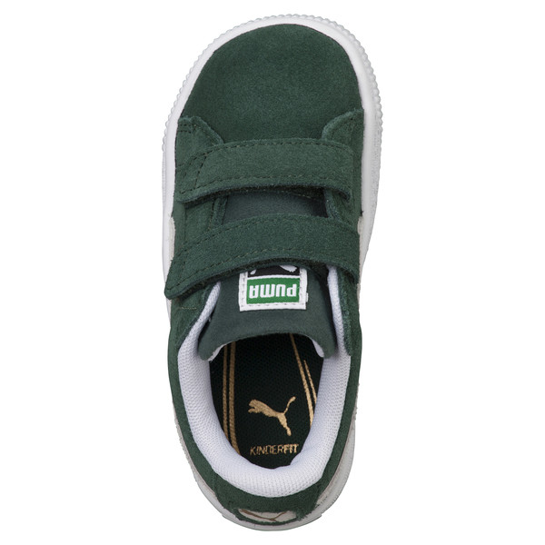 Suede Classic V Inf Pineneedle Puma White