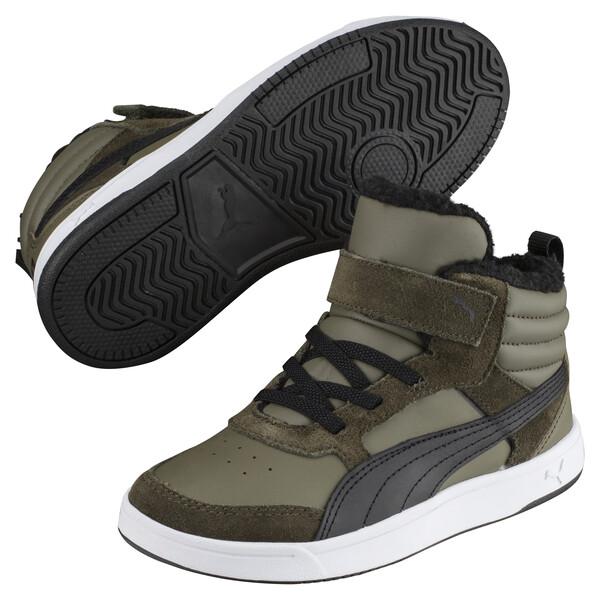 Montante V2 Enfant Rebound Chaussure Pour Street VqMSzGLUp
