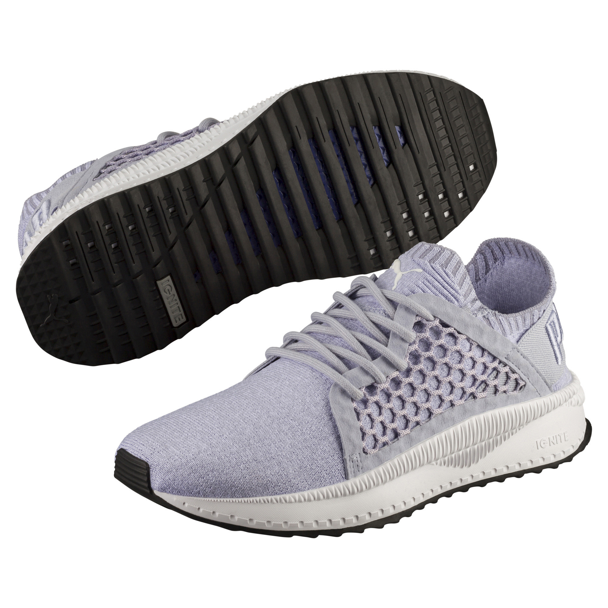 PUMA-TSUGI-NETFIT-evoKNIT-Sneaker-Frauen-Schuhe-Neu Indexbild 12