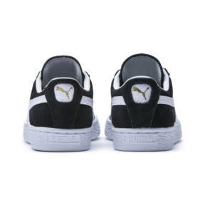 Thumbnail 4 of Suede Classic B-BOY Fabulous Kids' Trainers, Puma Black-Puma White, medium