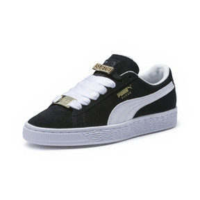 Thumbnail 1 of Suede Classic B-BOY Fabulous Kids' Trainers, Puma Black-Puma White, medium