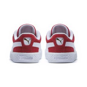 Thumbnail 4 of Suede Classic B-BOY Fabulous Baby Sneaker, Flame Scarlet-Puma White, medium