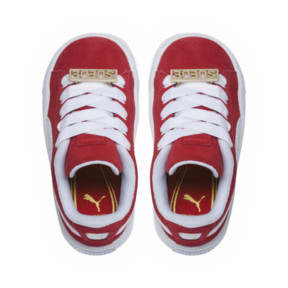 Thumbnail 5 of Suede Classic B-BOY Fabulous Baby Sneaker, Flame Scarlet-Puma White, medium